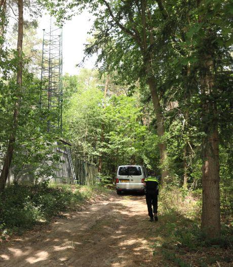 Politie rolt piratenzender op in Beek