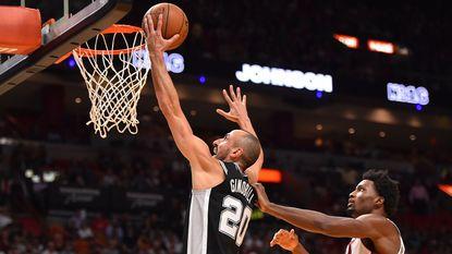 Spurs lopen tegen eerste seizoensnederlaag aan in NBA