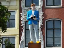 'Vlissingen moet zuinig blijven op kunst in openbare ruimte'