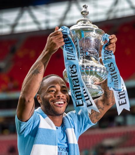 Sterling wil in zomerstop om de tafel met FA over racisme