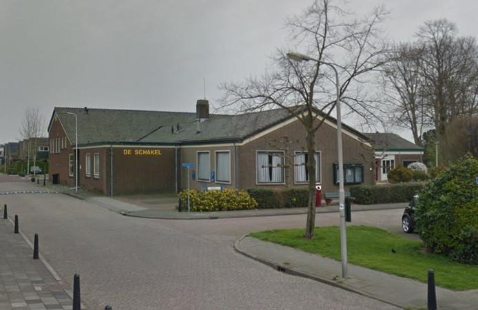 Dorpshuis De Schakel in Leerbroek.