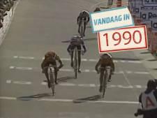 Brutale Eddy wint Parijs-Roubaix met kleinste verschil ooit