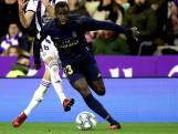 Real Madrid weet puntverlies ternauwernood te voorkomen
