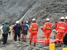 Au moins 113 morts dans un glissement de terrain en Birmanie