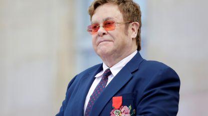 Muzieklegende Elton John is fan van jonge artiesten Khalid en Billie Eilish