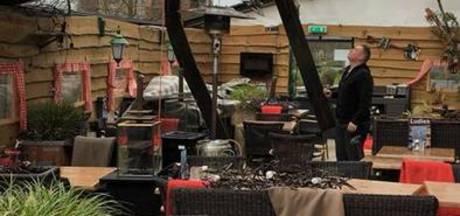 Gedeelte Citycentrum Veldhoven dicht door storm