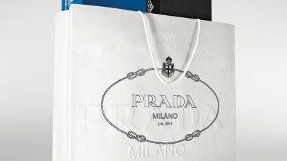 Prada kondigt samenwerking aan met Adidas