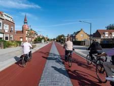 De Halsterseweg is nu officieel een fietsstraat