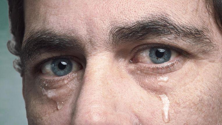 Huilen is gezond Beeld Shutterstock