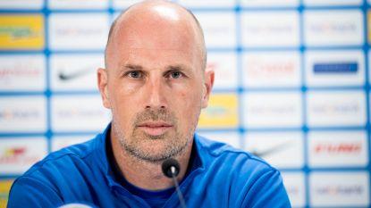 """Clement wikt en weegt zijn kansen: """"Zulte Waregem is een ploeg met play-off 1-kwaliteiten"""""""