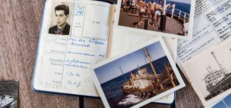 Uitgestorven beroep: Eddy (79) was walvisvaarder