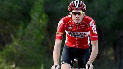 """Ploegdokter Lotto-Soudal komt met goed nieuws over Stig Broeckx: """"Hij is gelukkig"""""""