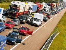 Einde aan fileleed door extra weg in Hoek van Holland