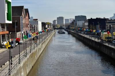 L'enfant tombé dans le canal à Anderlecht est décédé