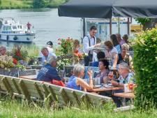 Goed toeven aan de Maasdijk in Ravenstein
