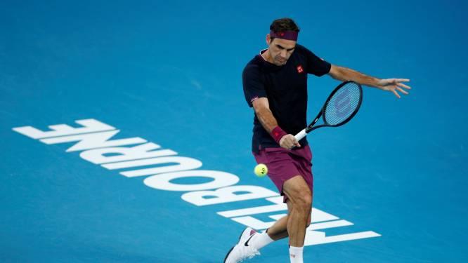 Australian Open pas van start op 8 februari?