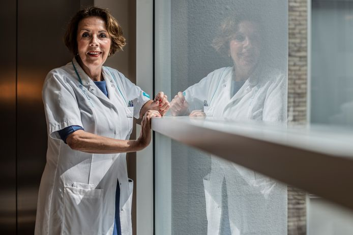 PR dgfoto Gelderlander Nijmegen: Prof. dr. Angela Maas hoogleraar cardiologie aan Radboudumc