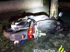 Mannen na achtervolging met politiehelikopter opgepakt voor inbraak bij Douglas in Oss