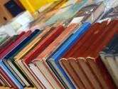 20 april: Studeren in de bibliotheek in Middelburg