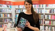 Model schrijft vervolg op succesvolle debuutroman