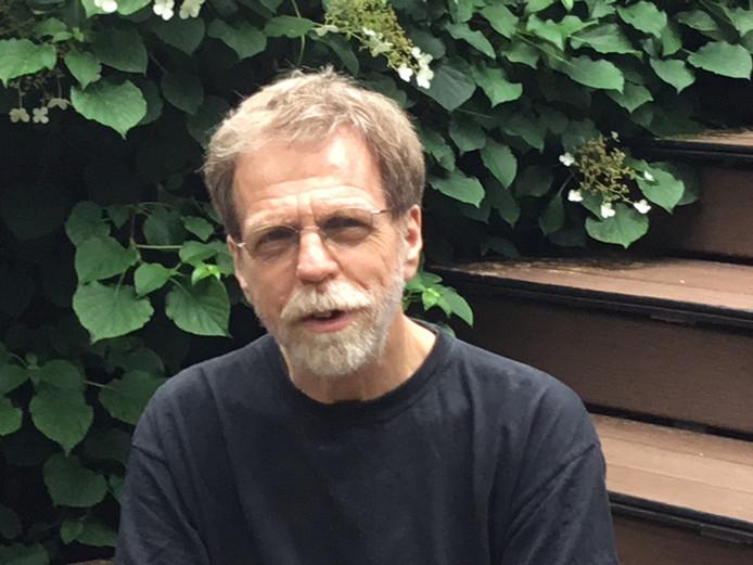 Componist Gerard Beljon.