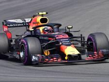 LIVE: Hamilton aan kop, Vettel gecrasht, Verstappen vierde
