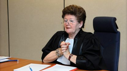 """Gerecht begraaft corruptiezaak Fortis-rechter Francine De Tandt: """"Na al die jaren heeft de olifant een muis gebaard"""""""