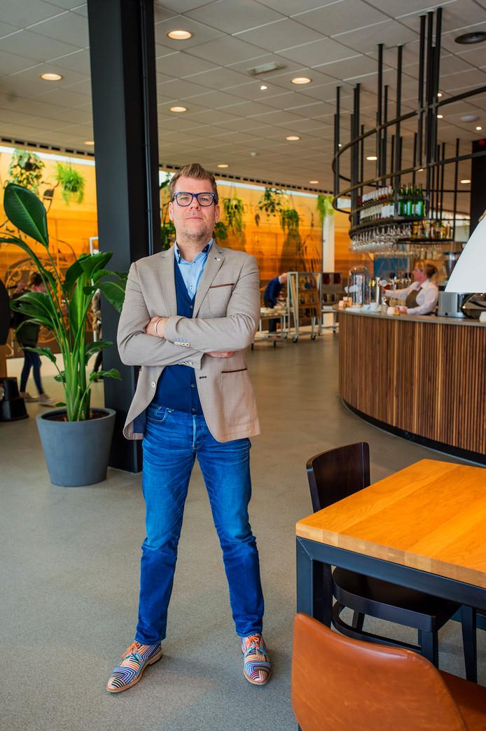 Ruud van Eeten,  directeur van Tiliander en Den Boogaard.