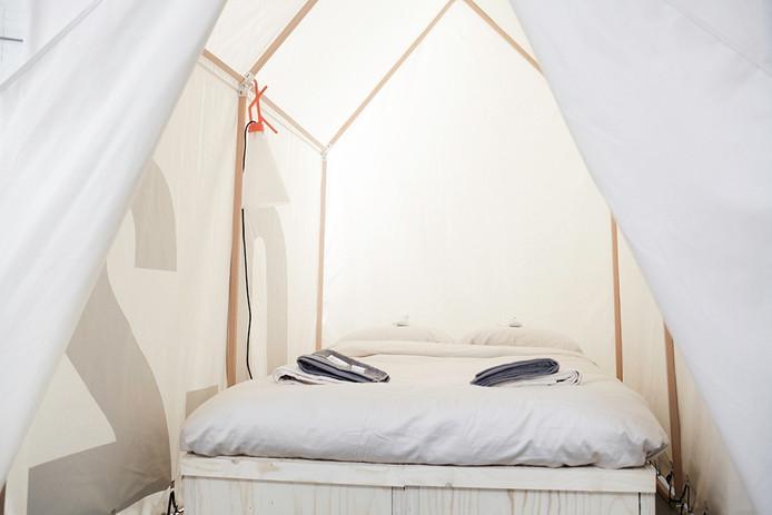 Airbnb in Studentenkapel aan de Kanaalstraat in Eindhoven
