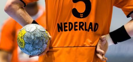 Eindhovense handballers Sluijters en Jerry in voorselectie EK-kwalificatieduels
