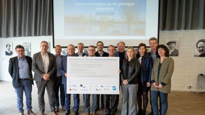 Oproep aan inwoners: 'Zoek mee oplossingen voor overstromingsgevaar'