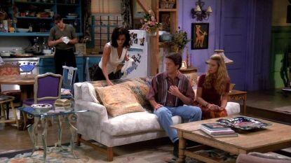 Dit is waarom het appartement van Monica paarse muren had