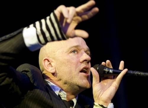 Leadzanger Michael Stipe