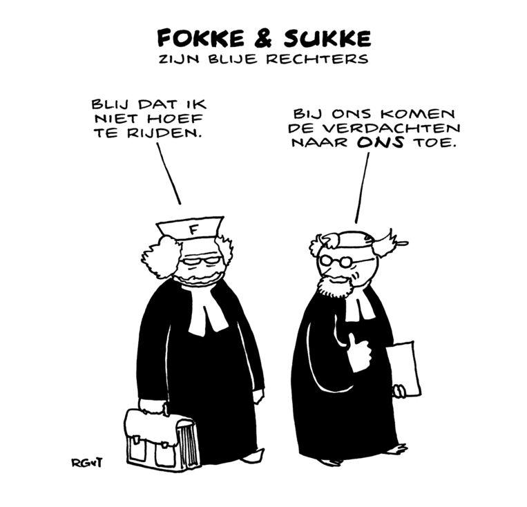 null Beeld Fokke & Sukke Scheurkalender 2016