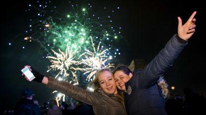 Op deze plaatsen in de streek kan je het nieuwe jaar al feestend starten