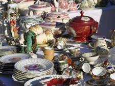 Brocantemarkt in stadspark Hulst afgeblazen
