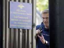 L'opposant russe Alexeï Navalny libéré après 30 jours de détention