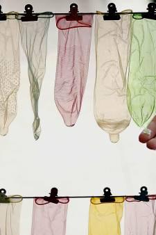Ziektecentrum waarschuwt: stop met wassen en hergebruiken condooms