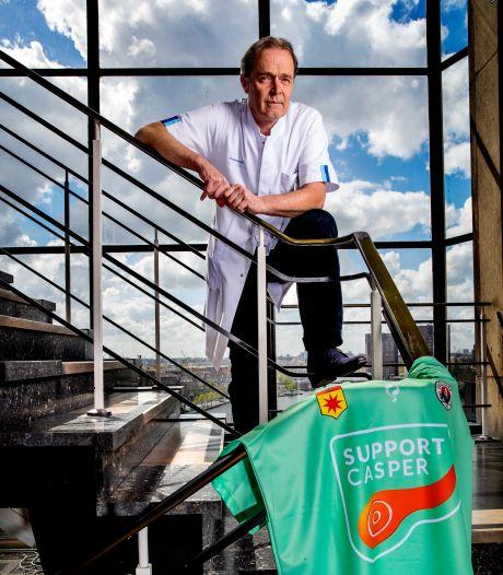 Support Casper zorgt voor doorbraak bij behandelen alvleesklierkanker