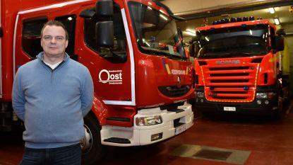 Brandweer in diepe rouw: commandant Mario De Neef (54) overleden