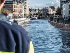 """Politie haalt zes zwemmers uit Gentse wateren: """"Blijf op het droge, aub!"""""""