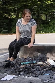 Kast met ruilboeken uit Eemnes gestolen en verbrand