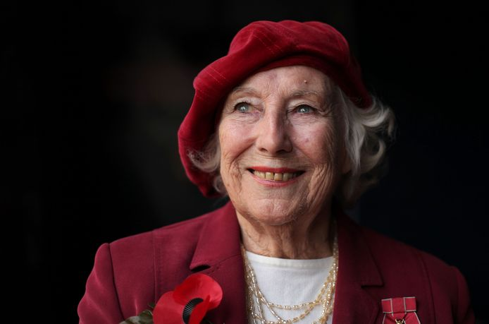 Vera Lynn in 2009.
