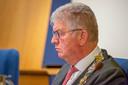 Burgemeester Frank Petter van Bergen op Zoom ....liever geen Belgen, maar hoe hou ik ze tegen....