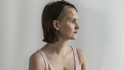 Emilie Goudepenne stelt foto's tentoon