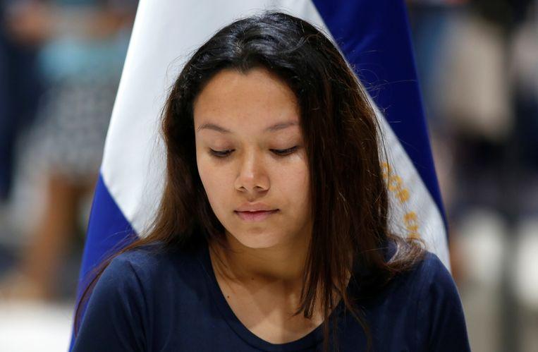 De 21-jarige Tania Avalos, verloor haar echtgenoot en haar dochtertje.