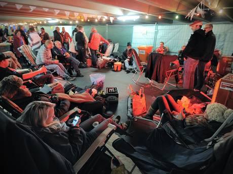 Nacht van het Swaree niet langer in Roosendaalse garage