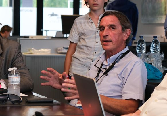 Professor Frank Gasthuys