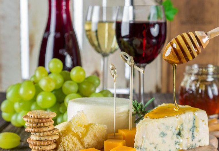 Kaas- en wijnavond bij Move! en het Balanske