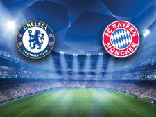 Chelsea ontvangt Bayern München